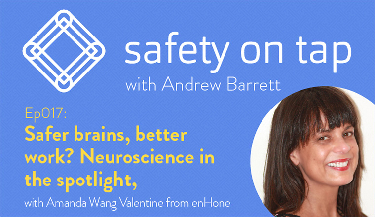 Ep017 Safer brains, better work? Neuroscience in the spotlight, with Amanda Wang Valentine
