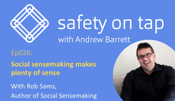 Ep031: Social sensemaking makes a lot of sense, with Rob Sams