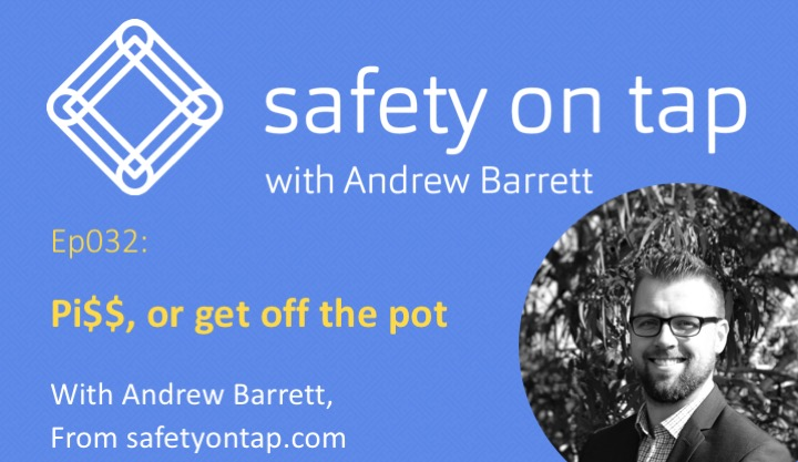 Ep32: Pi$$, or get off the pot, with Andrew Barrett