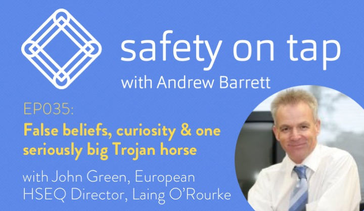 Ep035: False beliefs, curiosity & one seriously big Trojan horse, with John Green