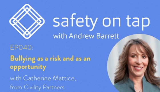 Ep040: Bullying as a risk and an opportunity, with Catherine Mattice
