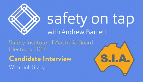 SIA2017 BOARD CANDIDATE INTERVIEWS- BOB STACY