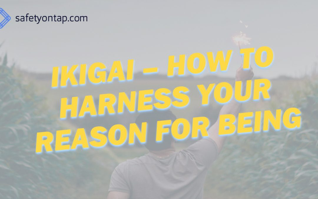 Ep059: Ikigai – How to harness your reason for being