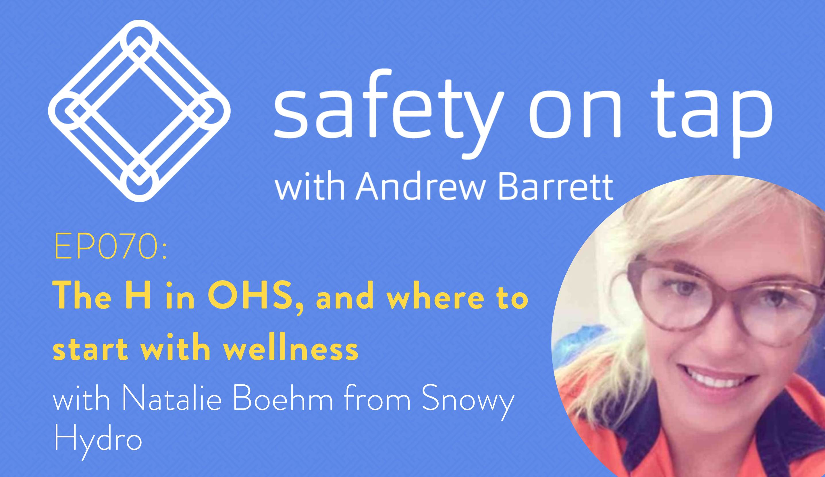 Ep070: Finding the H, and where to start with wellness, with Nat Boehm