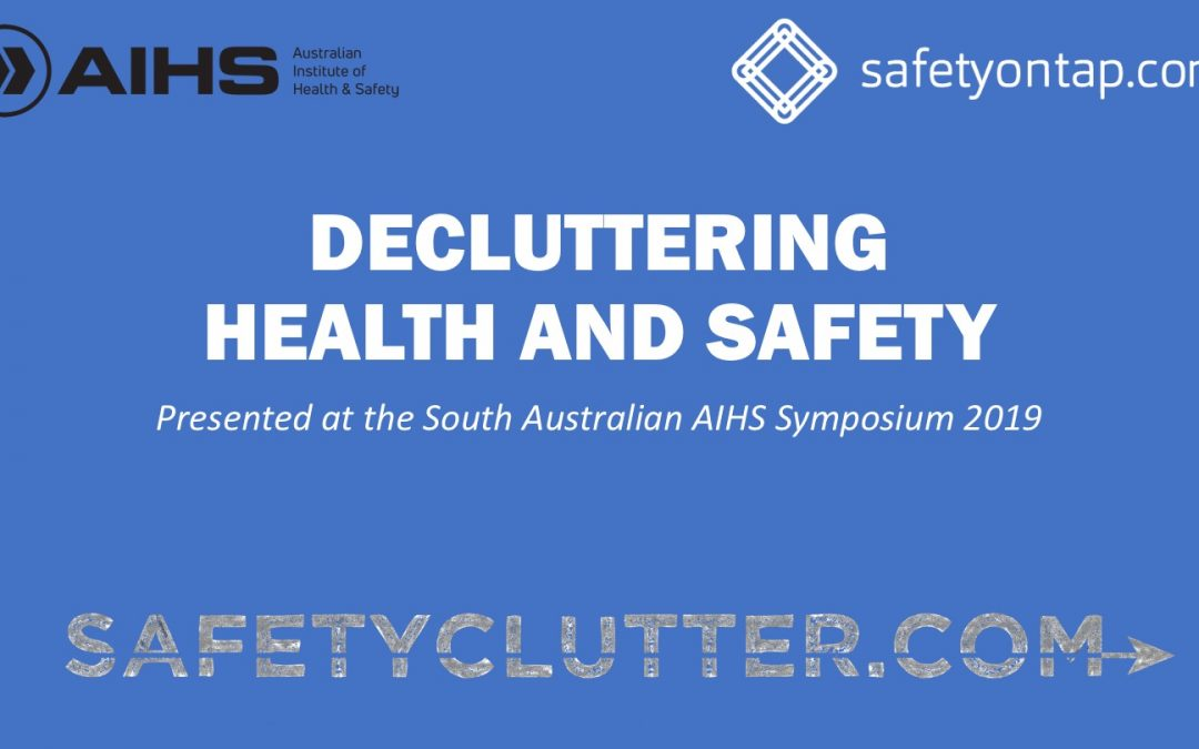 Episode 127: Decluttering Health and Safety with Andrew Barrett